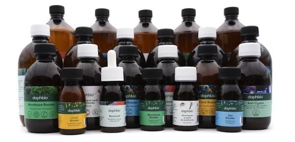 Productos para el agua de mar y el agua dulce - Daphbio